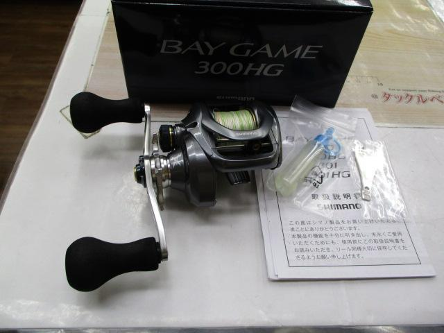 Shimano 14  Bay game 300HG from japan (4438  team promotions